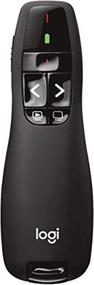 Wrls Presenter R400 50FT Range Red Laser Pointer/receiver/case - EE744304