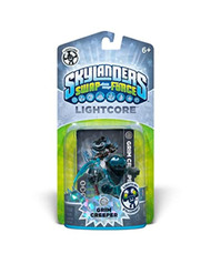 Skylanders Swap Force: Lightcore Grim Creeper Character Figure - EE744303