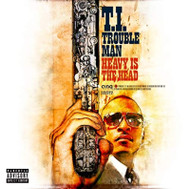Trouble Man: Heavy Is The Head By Ti On Audio CD Album Multicolor 2018 - EE744309