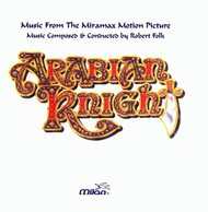 Arabian Knight By Robert Folk On Audio CD Album Multicolor 2009 - EE744318