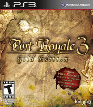 Port Royale 3: Gold Edition PlayStation 3 For PlayStation 3 PS3 - EE744326