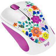 Logitech Design Collection Wireless Mouse Optical Wireless Radio - EE744357
