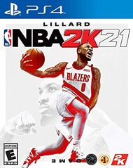 NBA 2K21 For PlayStation 4 PS4 PS5 - EE744362