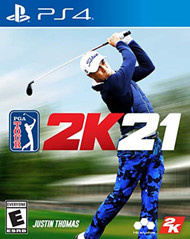PGA Tour 2K21 For PlayStation 4 PS4 PS5 - EE744364