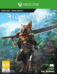 Biomutant Xbox One Standard Edition For Xbox One/xbox Series X RPG - EE744365