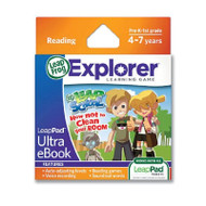 Leapfrog LeapPad Ultra Ebook: Leapschool How Not To Clean Your Room - EE744371