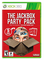 The Jackbox Party Pack For Xbox 360 Trivia - EE744379