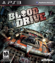 Blood Drive For PlayStation 3 PS3 Fighting - EE744380