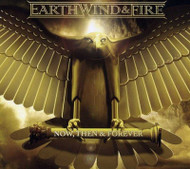 Now Then And Forever By Wind And Fire Earth On Audio CD Album - EE744382