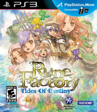 Rune Factory: Tides Of Destiny For PlayStation 3 PS3 - EE744383