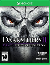 Darksiders 2: Deathinitive Edition Standard Edition For Xbox One - EE744388
