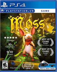 Moss For PlayStation 4 PS4 PS5 - EE744390