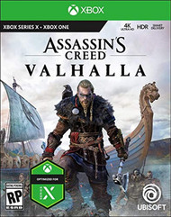 Assassin's Creed Valhalla Xbox Series X s Standard Edition For Xbox - EE744389
