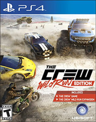 The Crew Wild Run Edition For PlayStation 4 PS4 PS5 - EE744391