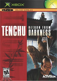 Tenchu: Return From Darkness For Xbox Original - EE744394