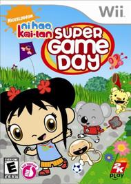 Ni Hao Kai-Lan: Super Game Day For Wii - EE744393