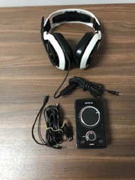 Astro Gaming A40 Audio System White For Xbox 360 Microphone Mic - EE744408