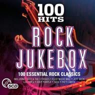100 Hits: Rock Jukebox / Various On Audio CD Album Multicolor 2017 - EE744423