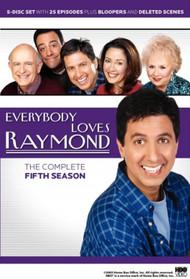 Everybody Loves Raymond: Season 5 On DVD With Ray Romano Comedy TV - EE744422
