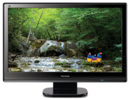 Viewsonic VX2453MH-LED 24-inch Ultra-Thin Widescreen LED Monitor Black - EE744439
