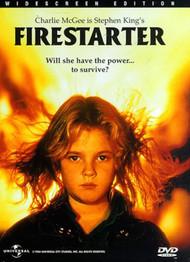 Firestarter On DVD - EE744441