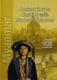 Myanmar: Ancient Burma Clashing With Modern Myanmar On DVD With Cast - EE744444