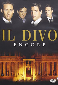Il Divo Encore On DVD Movie - EE744446