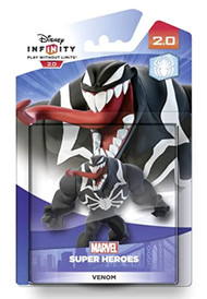 Disney Infinity 2.0 Character Venom View One Of The / Xbox PS4 / PS3 / - EE744460