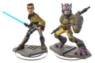 Disney Infinity 3.0 Star Wars Rebels Bundle 2-pack Kanan / Zeb Loose - EE744467
