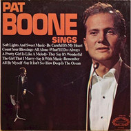 Pat Boone Sings Hallmark Records Shm 797 By Pat Boone On Vinyl Record  - DD568349