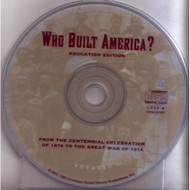 Who BUILT America? From The Centennial Celebration Of 1876 To The - DD568562