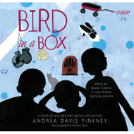 Bird In A Box On Audiobook CD By Bahni Turpin S'Von Ringo And J B - DD570097