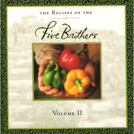The Recipes Of Five Brothers Volume II By Five Brothers Book 5 - DD570925