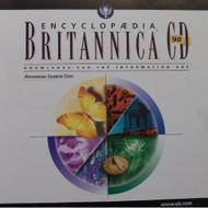 Encyclopaedia Britannica 1998: Windows 95/NT 4.0 Software - DD571056