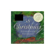 58 Christmas Sountrack Favorites On Audio CD Album - DD572284