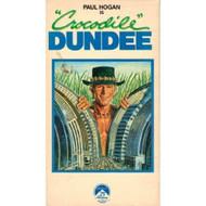 Crocodile Dundee On VHS With Linda Kozlowski - DD575764
