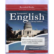 Transparent English Library Edition Recorded Books On Audiobook By - DD576172