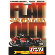 Flat Out: The True Story Of One Man's Courage And Will To Succeed On - DD576608