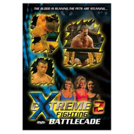 """Extreme Fighting 2: Battlecade On DVD with Ralph Pitbull"""" Gracie - DD581273"""