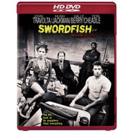 Swordfish HD On DVD With John Travolta - DD582141