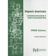Hispanic Americans: A Statistical Sourcebook By Information - DD582540