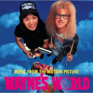 Wayne's World: Music From The Motion Picture On Audio CD Album 1992 - DD582775