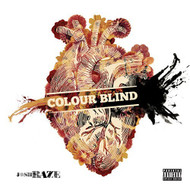 Colour Blind By Josh Baze On Audio CD Album 2014 - DD582992