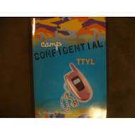 Ttyl #5 Promo Camp Confidential By Morgan Melissa J Book Paperback - DD583257