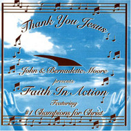 Thank You Jesus By Faith In Action On Audio CD Album 2001 - DD583401