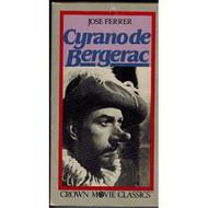 Cyrano De Bergerac On VHS With Jose Ferrer - DD583540