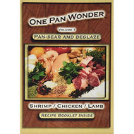 One Pan Wonder On DVD With Jim Ruch - DD583821