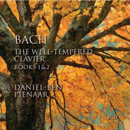 Well-Tempered Clavier Books 1 & 2 By Js Bach Daniel-Ben Pienaar Js - DD583939