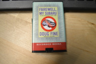 Farewell My Subaru On Audiobook By Doug Fine - DD584000