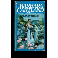 Love Rules By Cartland Barbara Book Paperback - DD584550